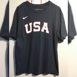 VTG USA Team Ryan Miller 39 Sabres Small T-shirt
